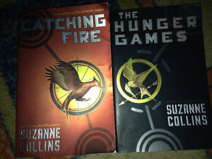 Hunger games and catching fire