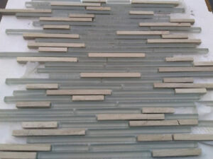 1/4 Inch Glass Wall Tile