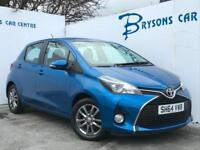 2014 64 Toyota Yaris 1.33 VVT-i ( 99bhp ) Icon for sale in AYRSHIRE