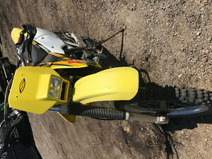 2002 DRZ 400 w/new motor, tires, brakes, sell or trade for RV