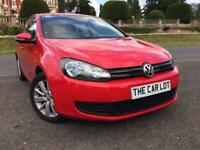 Volkswagen Golf 1.6TDI ( 105ps ) Match tdi Bluetech only 57000 miles with FSH