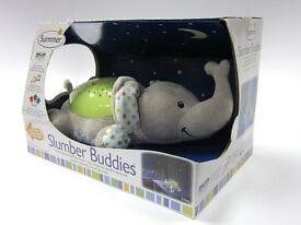 Slumber Buddy Elephant Never been used