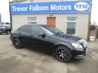 Mercedes-Benz C220 2.1CDI ( 168bhp ) Blue F ( COM ) 7G-Tronic Plus 2013MY CDI