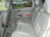 MIDDLE BENCH FOR CHEV TAHOE, GMC YUKON, CADILLAC ESCALADE