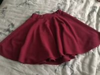 Size small skirt