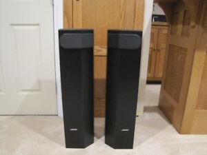 Bose 501 Series V Speakers