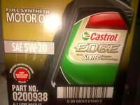 Synthetic oil & Ford oil filter