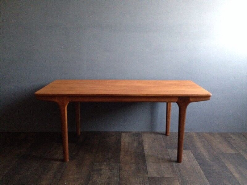 Vintage Mcintosh Coffee Table With Extending Leaves Delivery Possible Sold