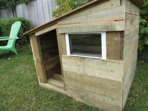 Medium size dog house