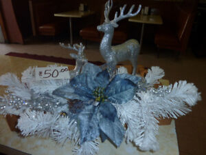 Xmas Deer Decor