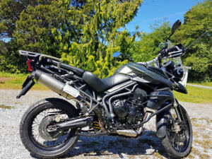 2014 Triumph Tiger 800XC - 3 Years to Make It Better Than New.