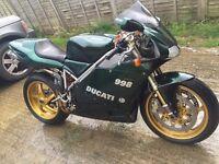 Ducati 998 Matrix