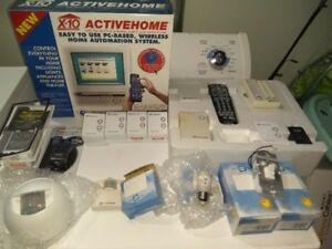 x10 Activehome Automation Package