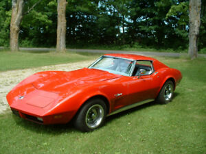 74 Big Block Corvette
