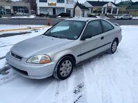 Honda Civic DX 1998! 1250$