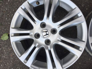 Honda Fit/Civic Rims