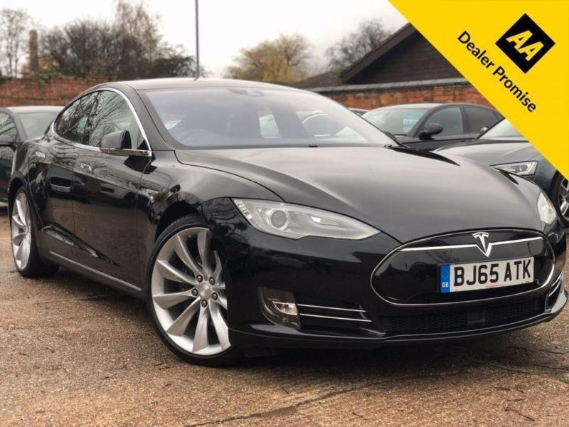 2015 65 TESLA MODEL S 85 AUTOPILOT, SUMMON HOMELINK SPOTIFY, PRICE INCLUDES  VAT | in Leicester, Leicestershire | Gumtree