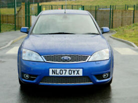 2007 Ford Mondeo 2.2TDCi 155 ( SIV ) ST TDCi IN PERFORMANCE BLUE+HEATED SEATS+