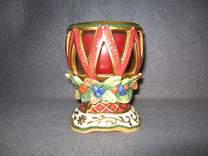 Collectable Antique Fitz and Floyd  Classics Candle Holder London Ontario image 1
