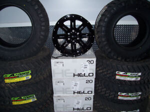 NEW & USED WHEELS/TIRES