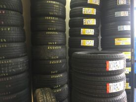 Tyre shop 205/55/16 215/55/16 215/60/16 205/60/16 225/60/16 195/55/16 NEW & USED PART WORN TYRES