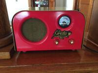 Fender Pawn Shop Greta - upgraded valves & speaker. 2W tube guitar amp