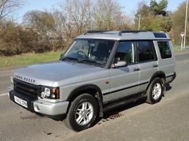 2002 Land Rover Discovery 2 FRESH JAP IMPORT HI GRADE SE EDITION 4.0 5dr