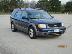 2005 Ford FreeStyle SEL SUV, Crossover