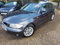 BMW 116 1.6i Sport 6 Speed 85k, Lovely Condition Throughout, Mot'd Etc