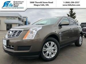 "2014 Cadillac SRX Luxury  SUNROOF,NAV,18""ALLOYS,POWER LIFTGATE"