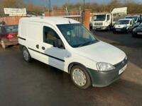 Vauxhall Combo 1.3CDTi 16v 2000 Crew Van 2011 registered