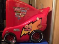 Cars tv DVD..lightning McQueen.kids tv