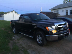 2013 F150 XLT 4X4 FOR SALE