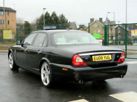 2008 Jaguar XJ Series 4.2 V8 auto XJR Facelift With MEGA SPECIFICATION!