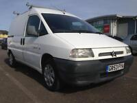 Citroen Dispatch HDI – Panel Van – 3 Seater –MUST SEE - READY FOR WORK - £1,599
