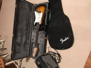 Youth electric guitar