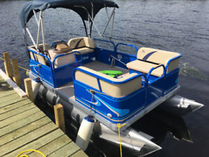Compact Pontoon boats 14Ft to 18Ft  (Pre order and save)  NL