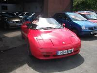 1990 Lotus Elan 1.6 2 Door Convertable 105,739 Miless