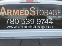 Armed Storage now booking for winter season