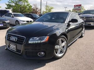 2011 Audi A5 S-line **PRICE REDUCED FOR QUICK SALE**