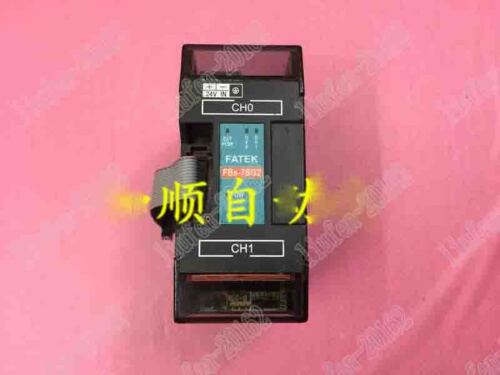 1pc Used Fatek Fbs-7sg2 Expansion Module