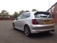 Honda Civic Type R Ep3 Low Mileage 69K HPI CLEAR