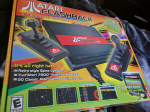 Atari Flashback barely used in great condition