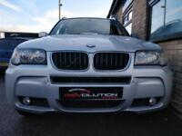 2008 BMW X3 2.0D M SPORT ESTATE DIESEL
