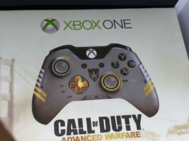 Official Call of Duty: Advanced Warfare Limited Edition Controller