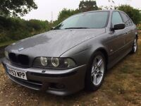 BMW 530d Auto, Rare colour, Very Clean example