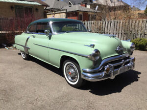1952 Oldsmobile 88 Holiday Coupe
