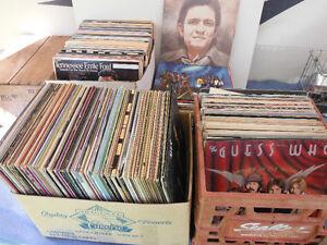 300 plus RECORD ALBUMS