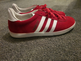 Women's Red trainers