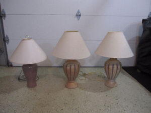 TABLE LAMPS London Ontario image 1